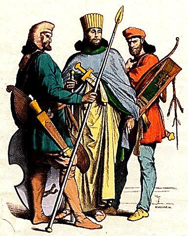 Ancient Persian costumes - 奈良の都にペルシャ人がいた?ペルシャって何処?どんな人達?